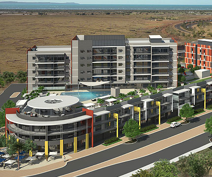 Karratha apartments project