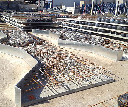 lightweight concrete slabs