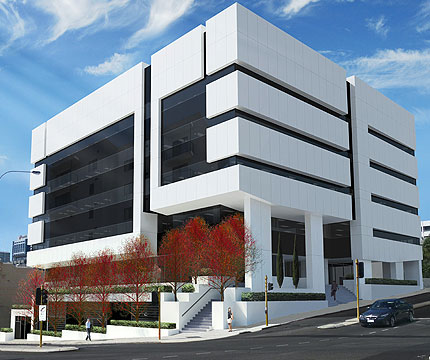 office development perth