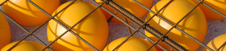 BubbleDeck Precast Concrete Slabs - Suitable for all